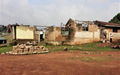 Renovierung U-Block Amuro/Mgbom-School
