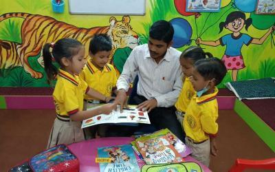Erneuter Start unserer Schule Keshwa Gurukul